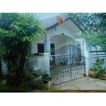 ขายบ้านเดียวชั้นเดียว โครงสร้างปูน หมู่บ้านพรพิทักษ์ สภาพสวย ท่าใหม่ จันทรบุรี #####โดย 108 work